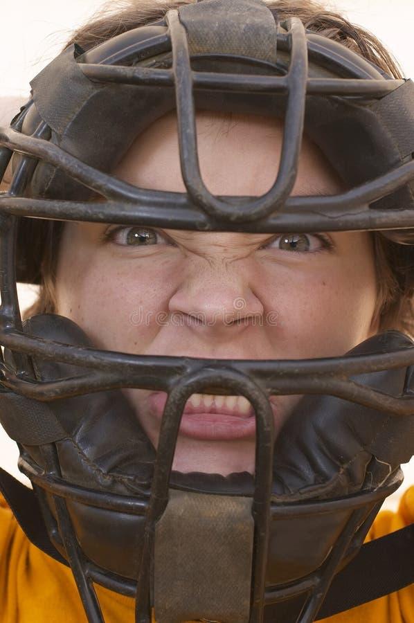 Gant de baseball photo stock