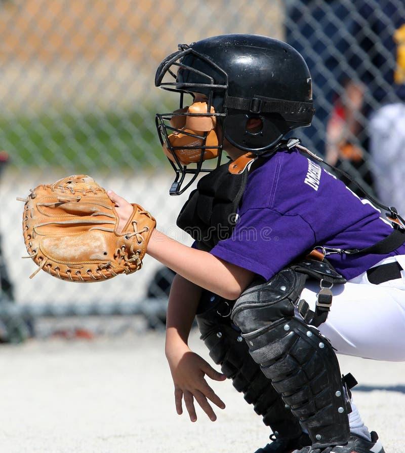 Gant de baseball de base-ball photographie stock
