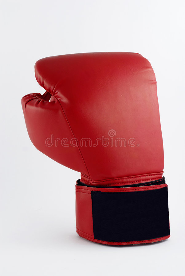 Gant de boxe photo stock