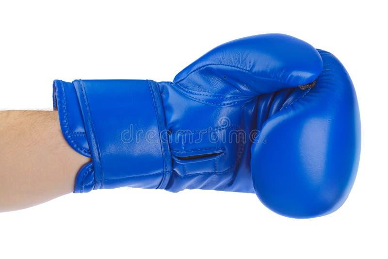 Gant de boxe photo libre de droits