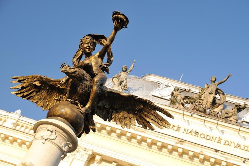 Ganymed - przed obywatelem zdjęcia stock
