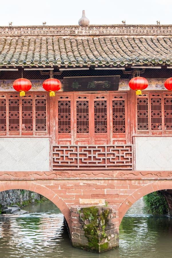 Gaoyang bridge royalty free stock image