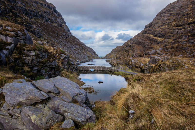 Gap von Dunloe, Killarney 3 lizenzfreie stockfotos