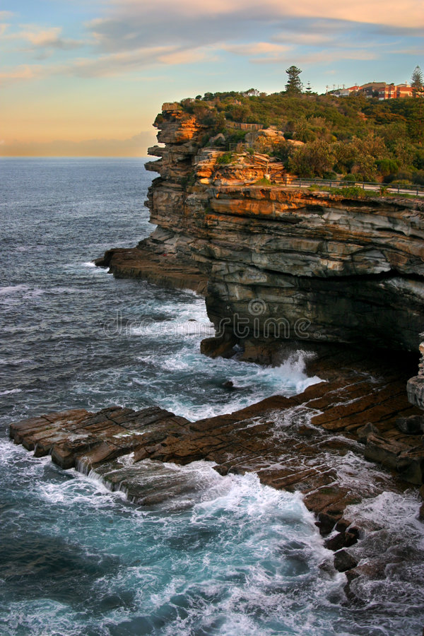 Download The Gaps, Watson Bay, Sydney Stock Photo - Image: 2820888