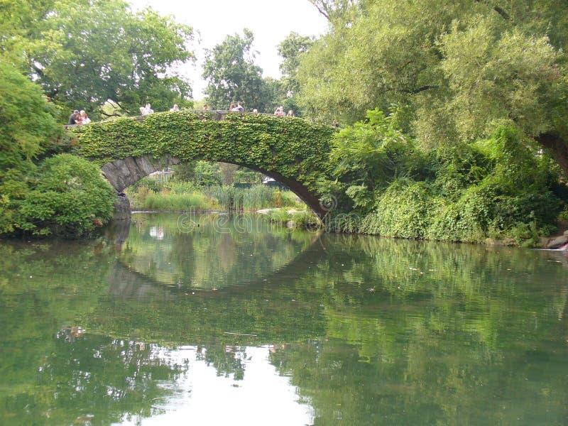 Gapstow桥梁在夏天2 免版税库存图片