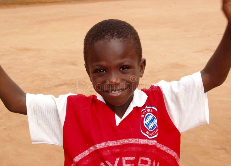 garçon africain Ghana photos libres de droits