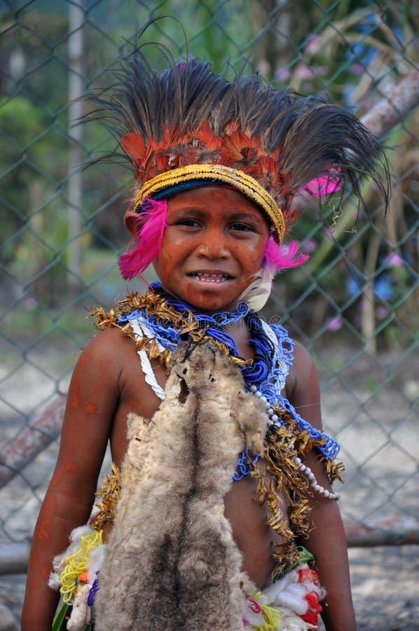 Garçon indigène photos stock