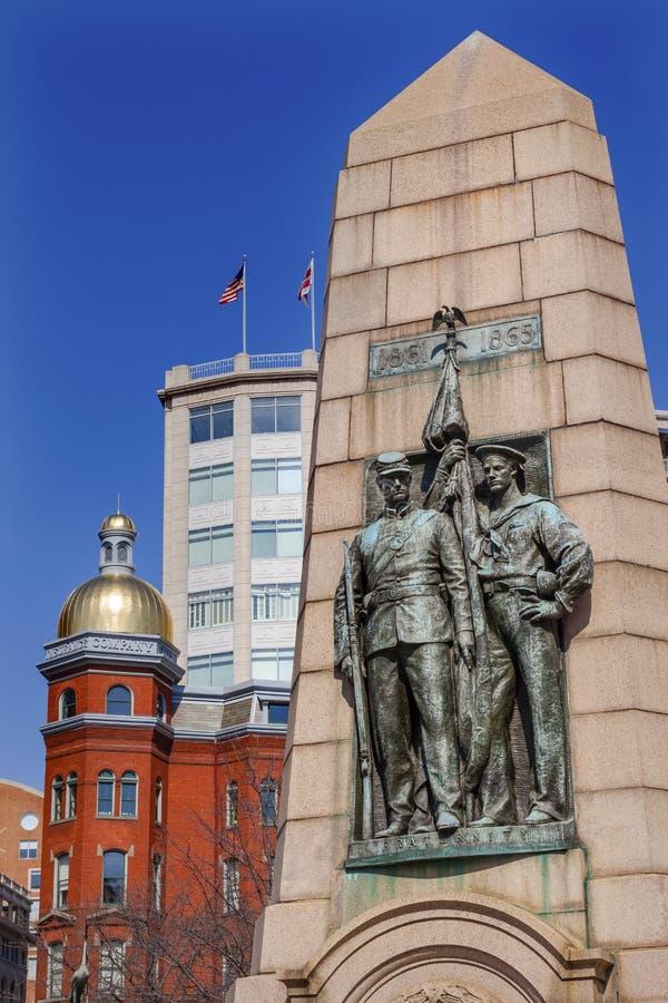 Download GAR Civil War Memorial Washington Gelijkstroom Stock Afbeelding - Afbeelding bestaande uit historisch, leger: 39109921