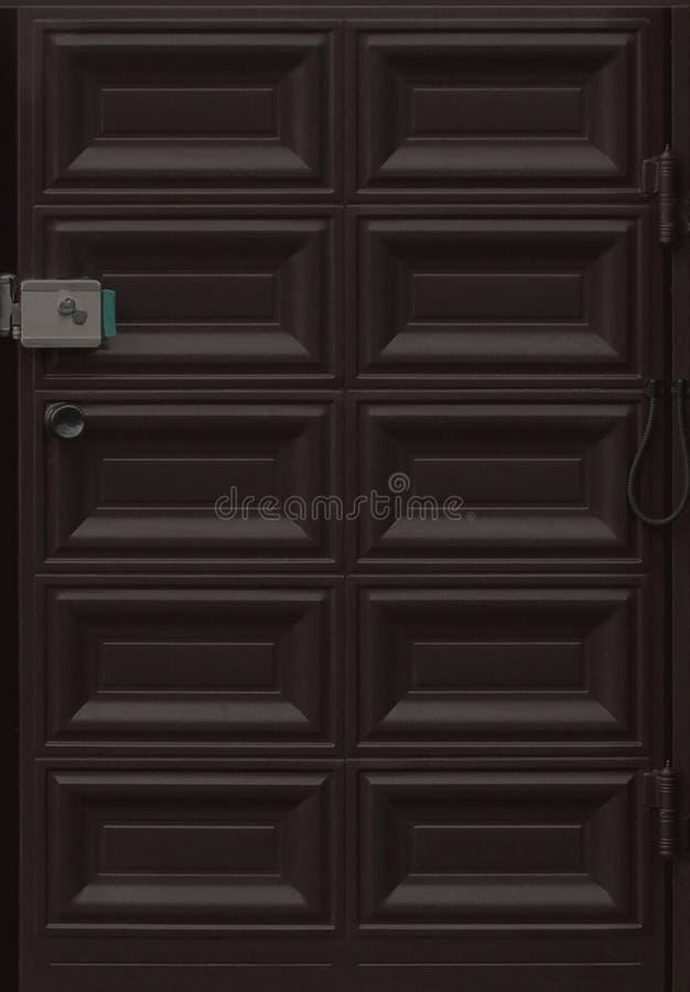 Garaż drzwiowe bramy, tekstury ilustracja obraz stock