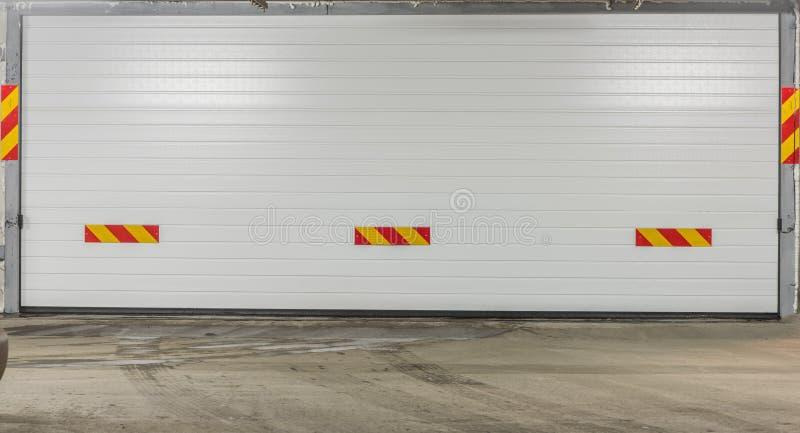 Garażu drzwi zdjęcie stock