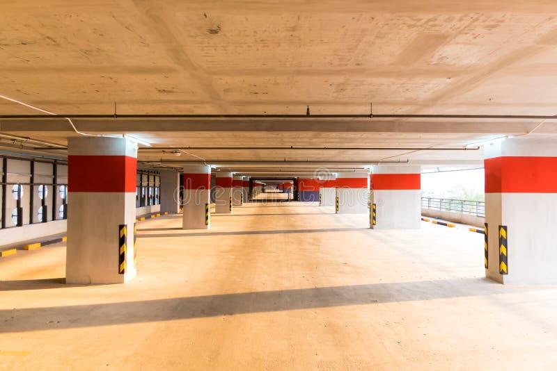 Garażu wnętrze zdjęcie stock