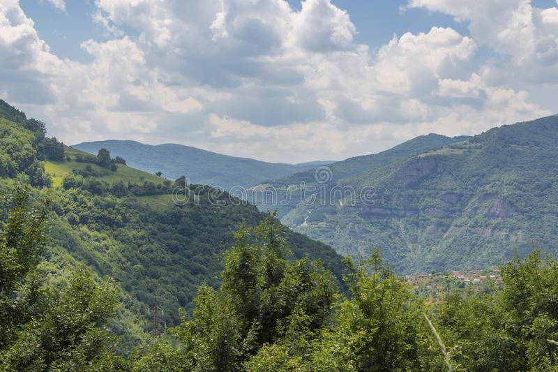 Gara Bov, Bulgarien lizenzfreies stockfoto