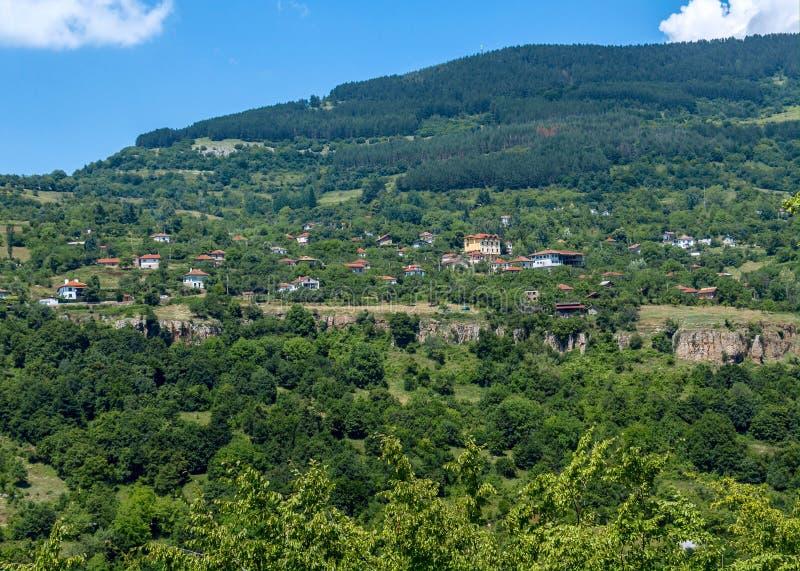 Gara Bov Svoge kommun, Bulgarien royaltyfria bilder