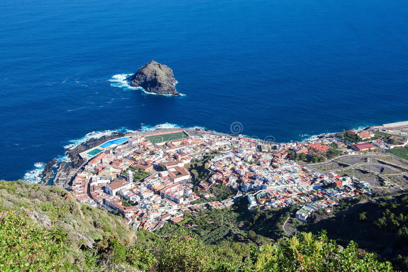 garachico kanarowe wyspy Spain Tenerife zdjęcia royalty free