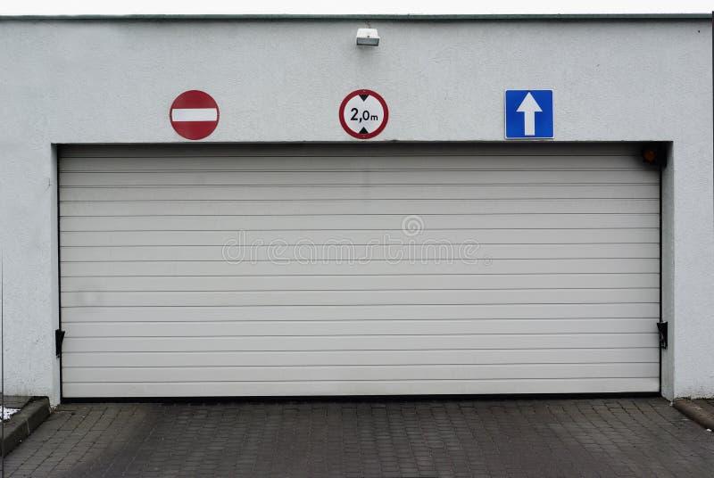 garage fotografering för bildbyråer