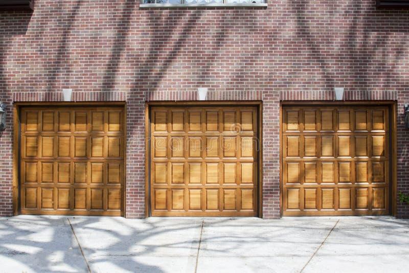 garage royaltyfria foton