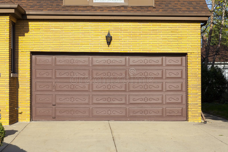 Garage images stock