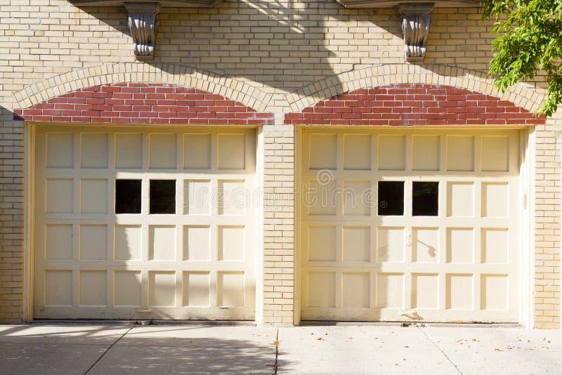 garage imagenes de archivo