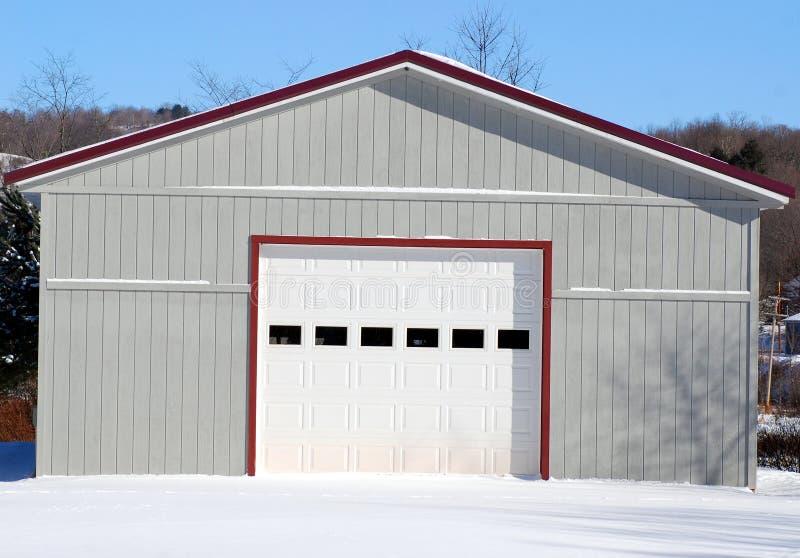 Download Garage stock image. Image of craftsmanship, outside, garage - 7604339