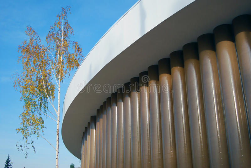 Download Garage Contemporary Culture Center New Building Editorial Photography - Image of exhibition, pavillion: 27252312