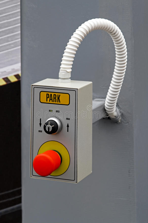 Download Garage control stock photo. Image of access, wire, garage - 22240476