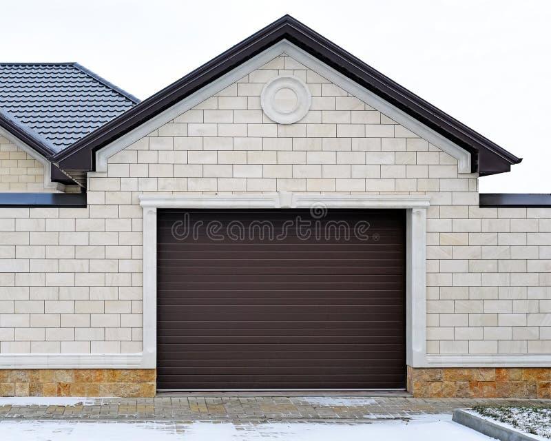 Garage. royalty free stock photo
