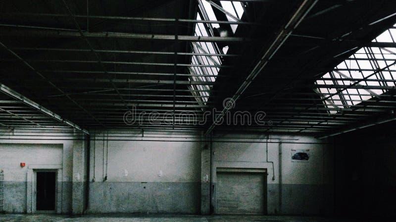 Garagem de Peugot foto de stock royalty free