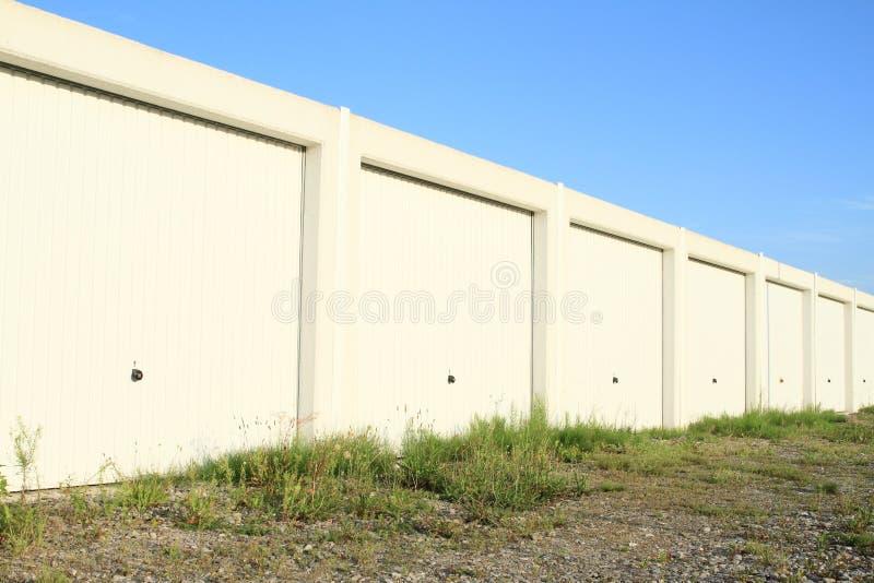 garagens foto de stock
