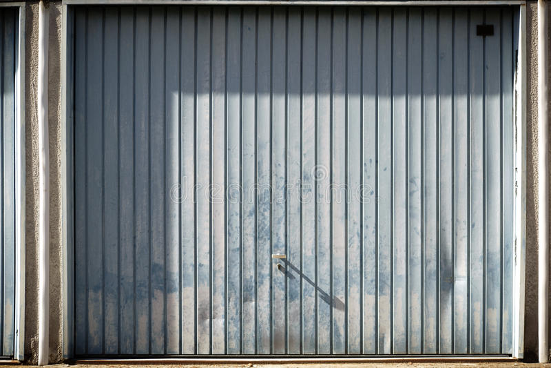 Garaje llamativo fotos de archivo libres de regalías