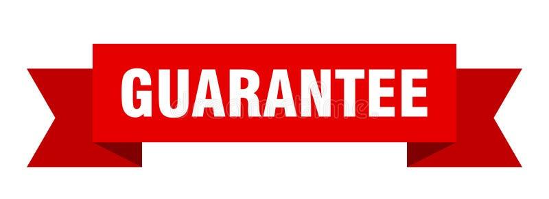 garantiband stock illustrationer