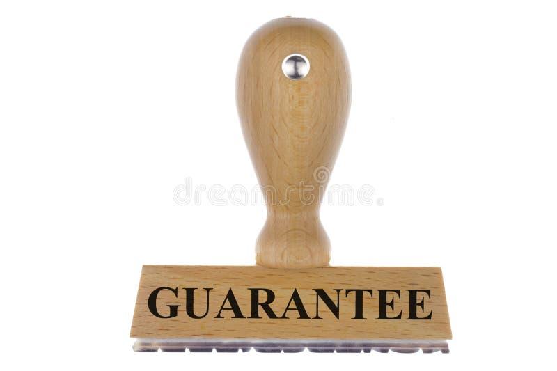 Garantie stockbild