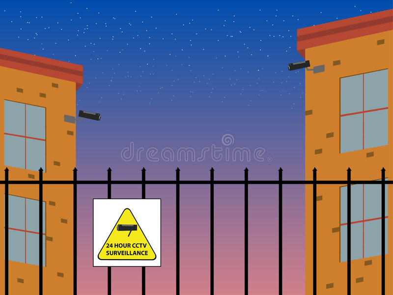 Garantie. illustration de vecteur