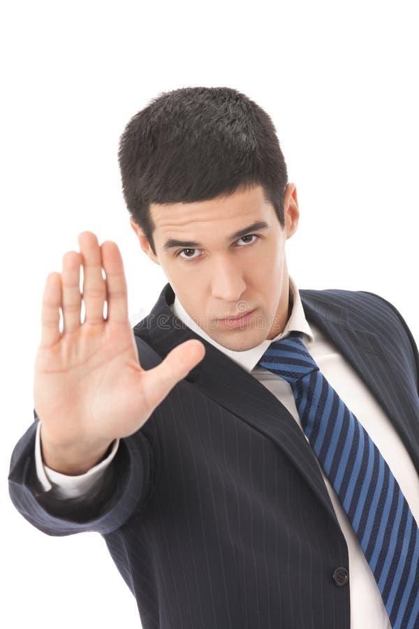 Download Garantie D'homme D'homme D'affaires Image stock - Image du garantie, businessman: 8652851