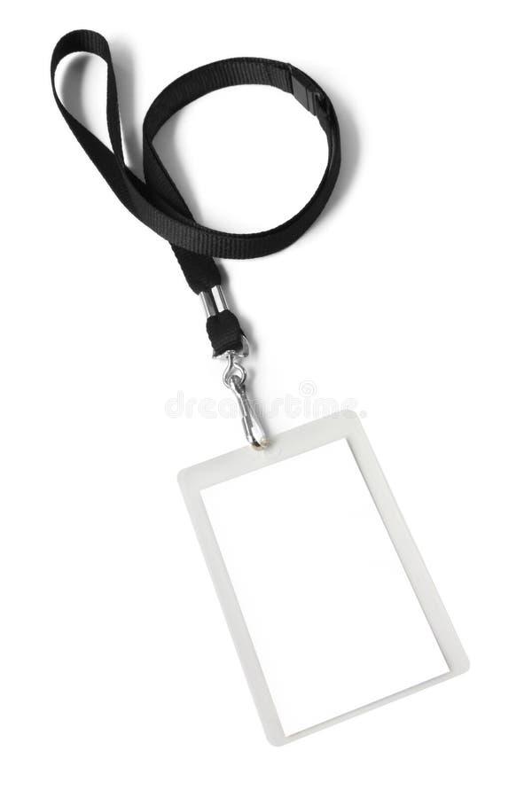 garantie de passage d'identification photographie stock libre de droits