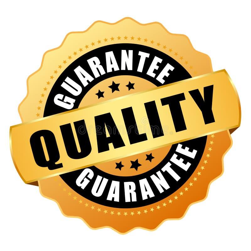 Garantie de qualit? illustration libre de droits