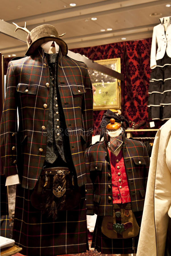 Download Garb costume stock image. Image of hunter, expression - 23676695