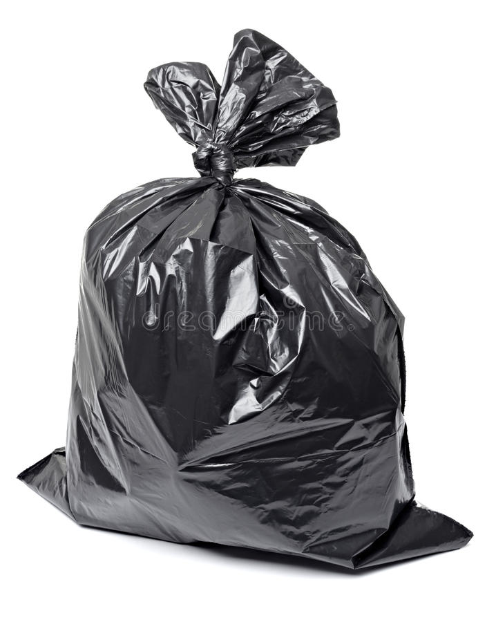 Free Garbage Bag Stock Photography - 20408182