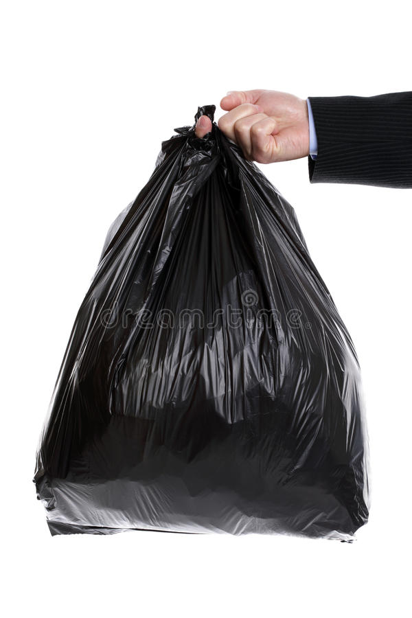 Download Garbage bag stock image. Image of garbabe, dump, businessman - 22647887