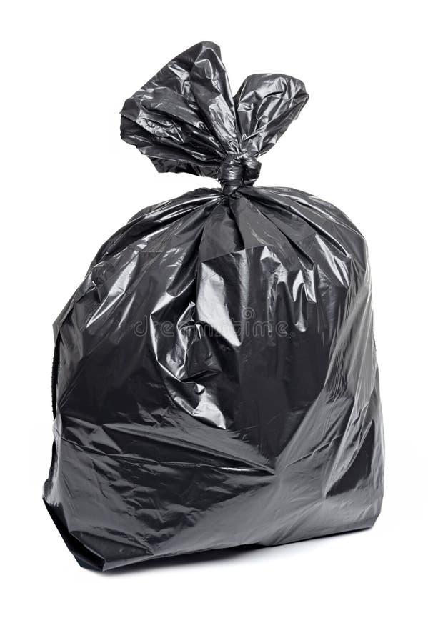 Garbage Bag Stock Image Image Of Full Plastic Housework