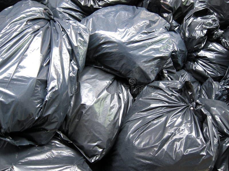 Download Garbage bags stock image. Image of plastic, ecology, urban - 21106699