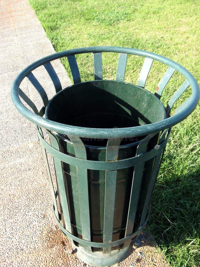 Download Garbage bin stock image. Image of grass, garbage, trash - 3273613
