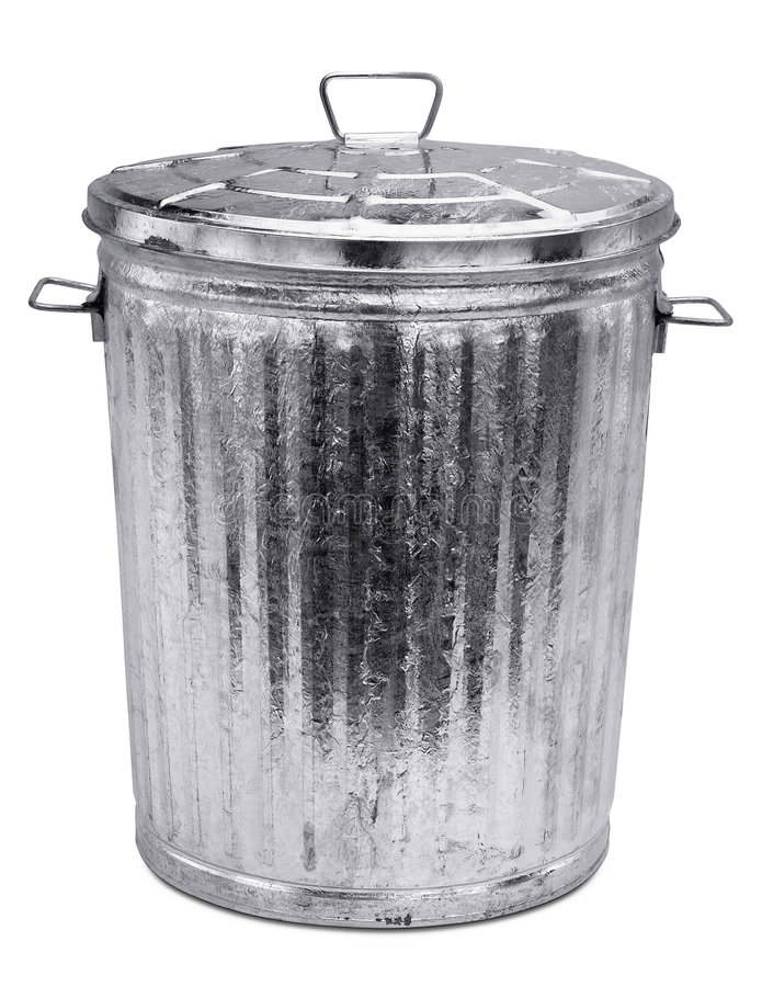 Free Garbage Can Stock Photos - 3464333