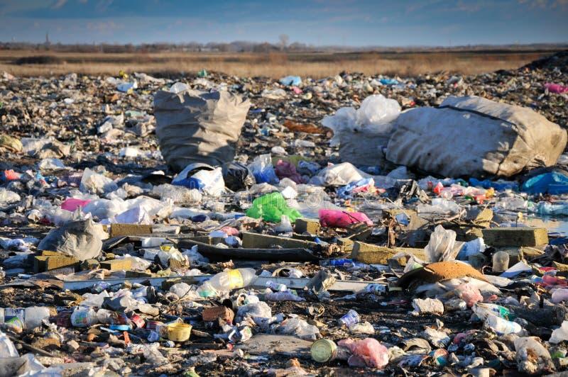 Download Garbage dump stock image. Image of bags, birds, garbage - 22995567