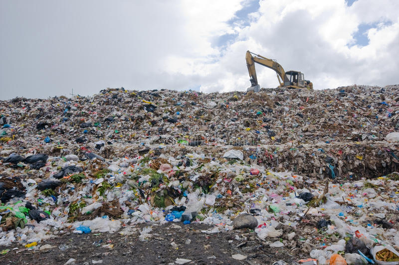 Download Garbage Heap Stock Photography - Image: 20862832