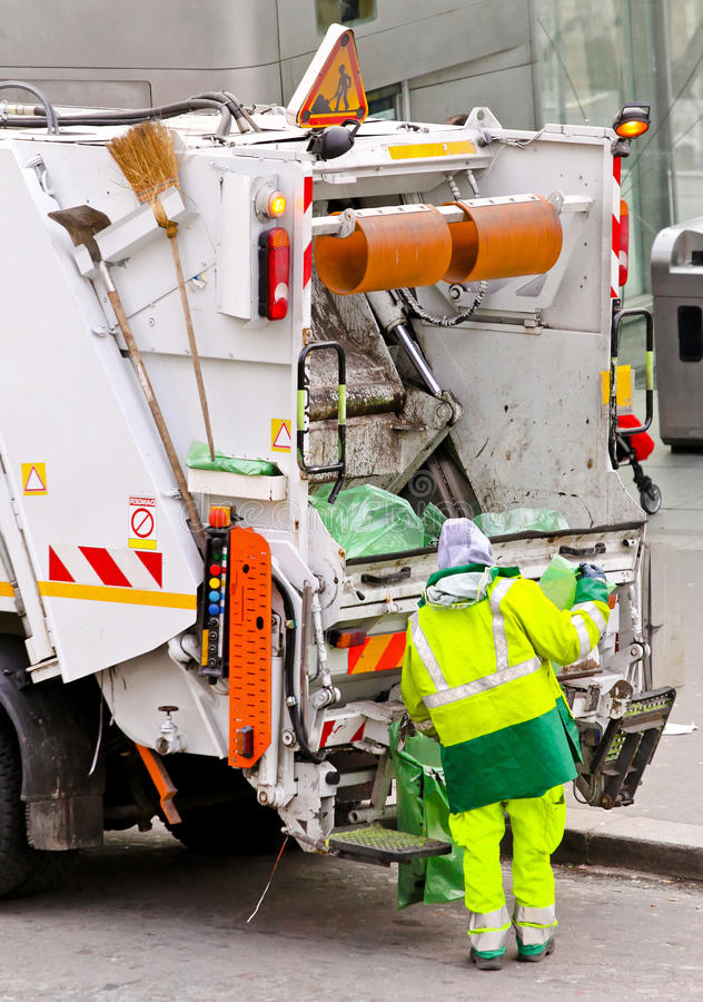 Download Garbage management stock image. Image of transport, waste - 18007599