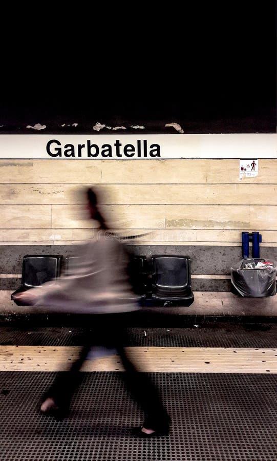 Garbatella стоковое изображение rf