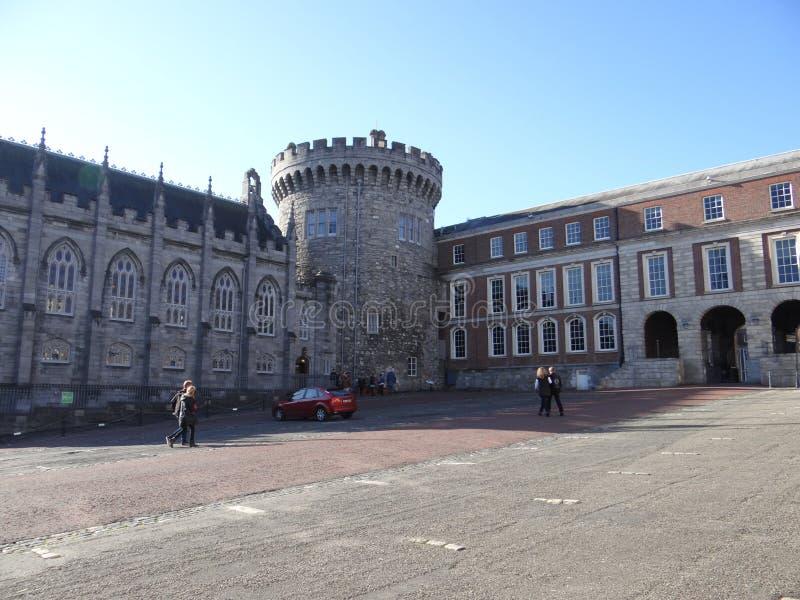 The Garda Museum - Dublin stock image