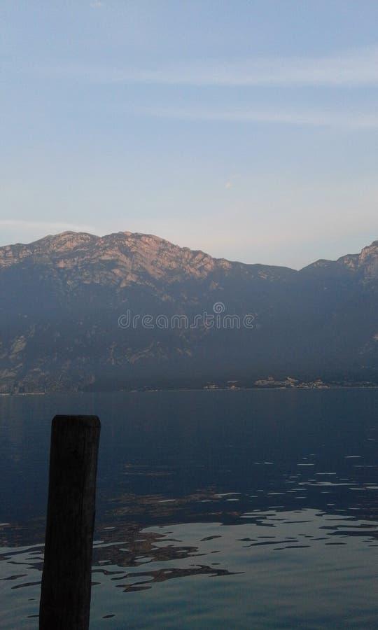 Gardasee photographie stock
