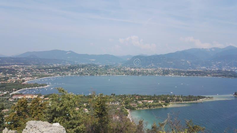 Gardasee stock image