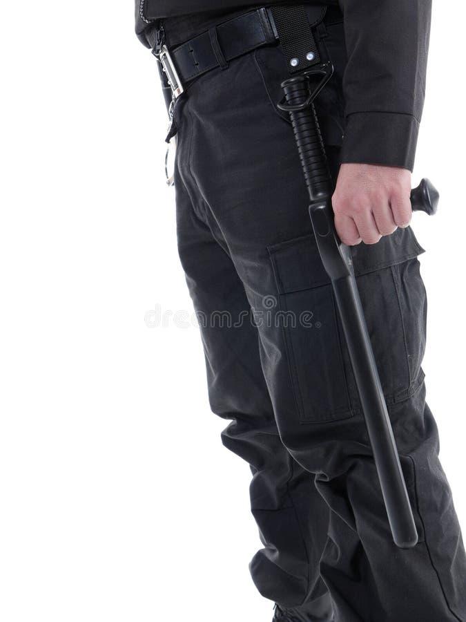 Garde de sécurité image libre de droits